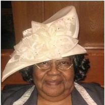 Mother Lillian Bonita (Thomas) Dunlap