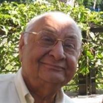 Fred Edulji Morris