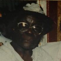 Mother Everlene T. Wilson