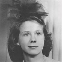 Mrs. Dorothy S. Hill