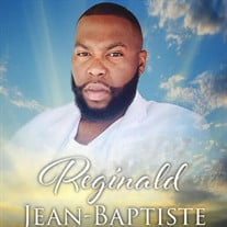 Reginald Jean-Baptiste