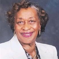 Mrs. Alice Faye Harris-Brewington