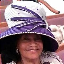 Mother Vertia Johnson Moore