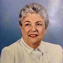 "Mrs. Patricia  ""Pat"" Louise Schumacher"
