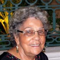 Deaconess Gertrude Althea Tanner