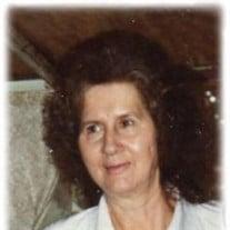 Lucille Nancy Martin Keeton, Waynesboro, TN