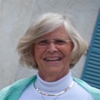 Martha Ellen McCaffray Dodd