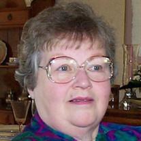 Martha Louise Myers