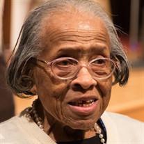 Ms. Bernice A. Williams