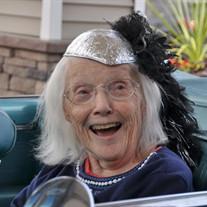 Lillian Mae Peterson