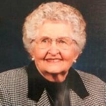 Ethel Alma Hald