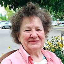 Shirley M. Kloss
