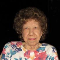 Mrs. Bettie M. Hubbs