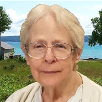 """Marian E. """"Betty"""" Haas"""