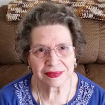 Barbara  Ann (Rowe) Green