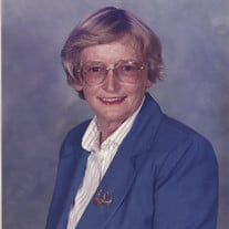 Miss Ella Vann Earwood