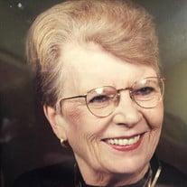 Faye W. King (Hoover)