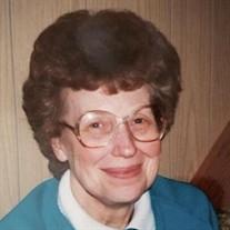 Gwendolyn Gloria Isham