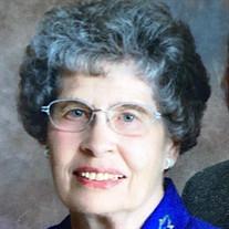 Pauline Mae Jarrard