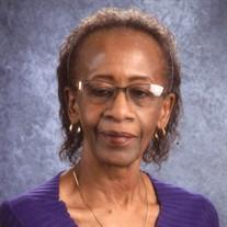 Mrs. Gloria Jean Anderson