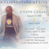 Joseph Gerard