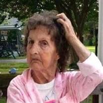 """Lucy Annette """"Ann"""" Haywood"""