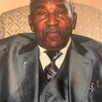Overseer Wardlow Frazier Sr.