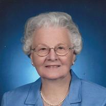 Marjorie Byrnside Burress