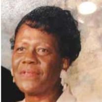 Mrs. Vertie Lee Taylor