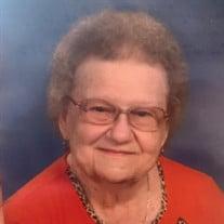 Betty Frances Johnson