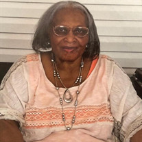 Mrs. Bernice Zackery