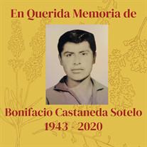 Bonifacio  Castaneda Sotelo