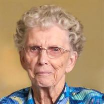 Mrs. Joan Beatrice Hornecker