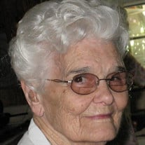 Ruth Crook Glass