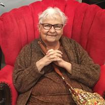 Margaret Ann Mitchell