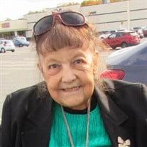 Mrs Jeannette J Tiess