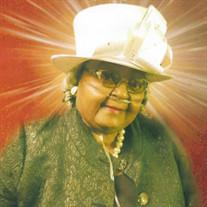 Mrs. Burbie Lean Lewis