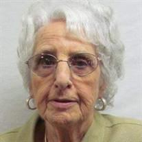 Wilma Maxine Bradford