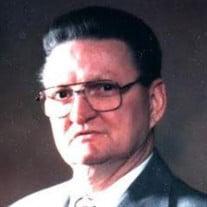 """Mr. Willie M. """"Bill"""" Walden"""
