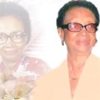 Mrs. Rosie  L.  Steward