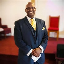Apostle Antonio Lavon Johnson Sr.