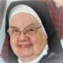 Sister Clarisse  Dionne, RJM