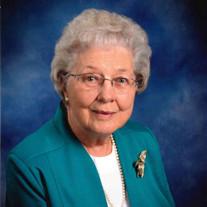 Agnes Marie Floyd Burnette