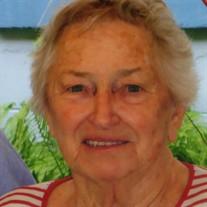 "Patricia ""Pat"" Ann Gregg"