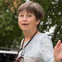 Mrs. Barbara Jean Ludwig (nee: Alaxson)