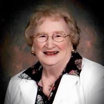 Betty Jean  (Hickenbottom) Ward