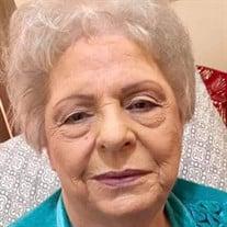 Pansy  Ruth Morgan Baragar