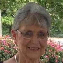 Nancy Jean Upchurch Townsend