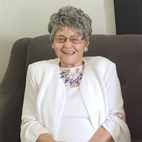Margaret Louise Clements Farmer