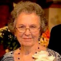 Elizabeth Ann Vanlandingham  Caughron Montgomery